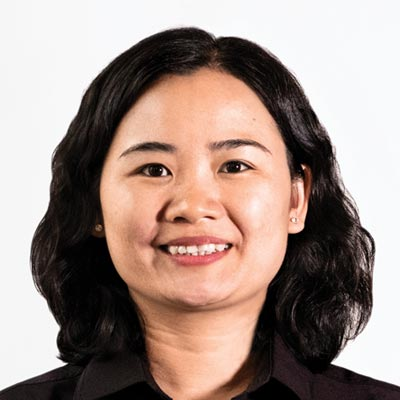 Huynh Ngoc Han Nguyen (Ms. Han), Sales and Account Management — Vietnam